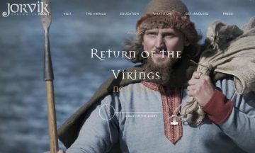 GET A LIKING FOR THE 'VIKING' AT JORVIK!