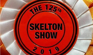 Skelton Show Day Tickets Now Available