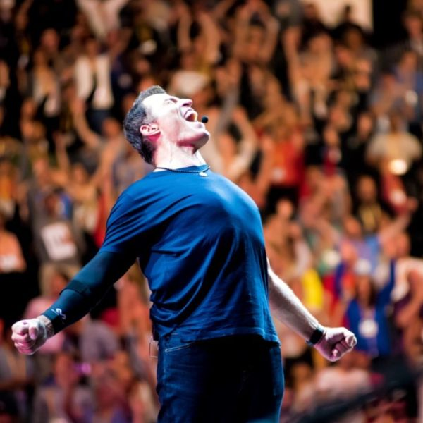 Tony Robbins Unleash the Power Within with Justbookitnow