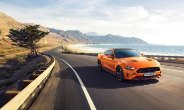 New Ford Mustang55 Announcement